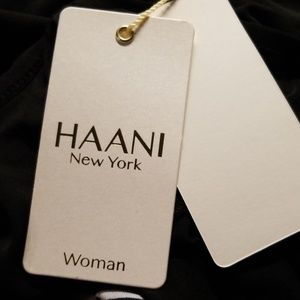 Haani Dresses - Haani New York Black White Shirt Dress Jacket 3X